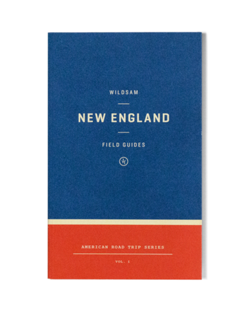 New England Field Guide-WILDSAM-MONIKER GENERAL