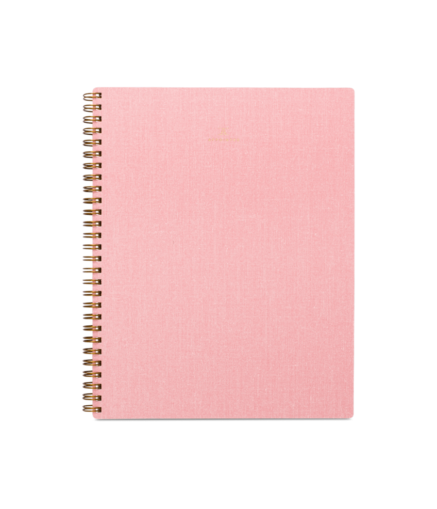 Notebook Blossom Pink - Lined-Appointed-MONIKER GENERAL
