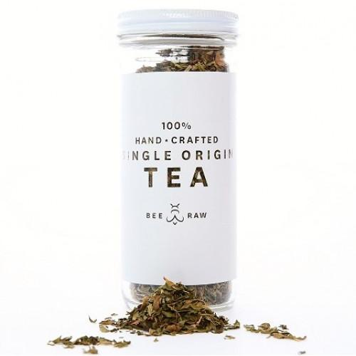 Organic Peppermint Tea (0.6 oz)-Bee Raw-MONIKER GENERAL