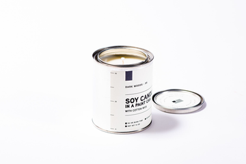 Paint Can Soy Candle : Dark Woods-Manready Mercantile-MONIKER GENERAL