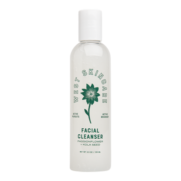 Passionflower + Kola Seed Facial Cleanser-West Skincare-MONIKER GENERAL