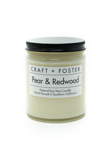 Pear & Redwood - 8oz-Craft + Foster-MONIKER GENERAL
