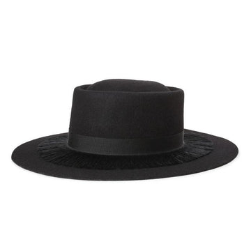 Phoenix Hat - Black-Brixton-MONIKER GENERAL