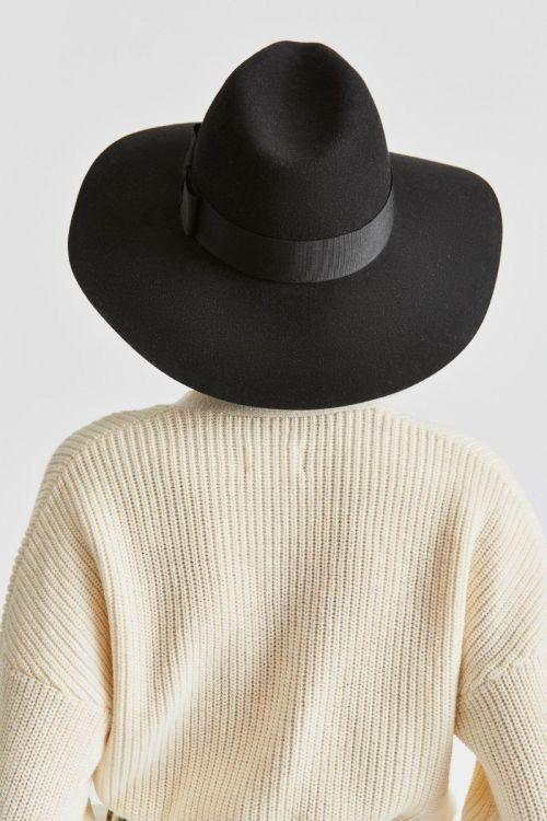 Piper Hat - Black-Brixton-MONIKER GENERAL