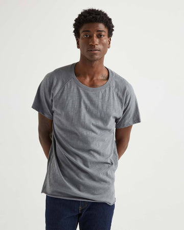 Raglan Tee in Shade-Richer Poorer-MONIKER GENERAL