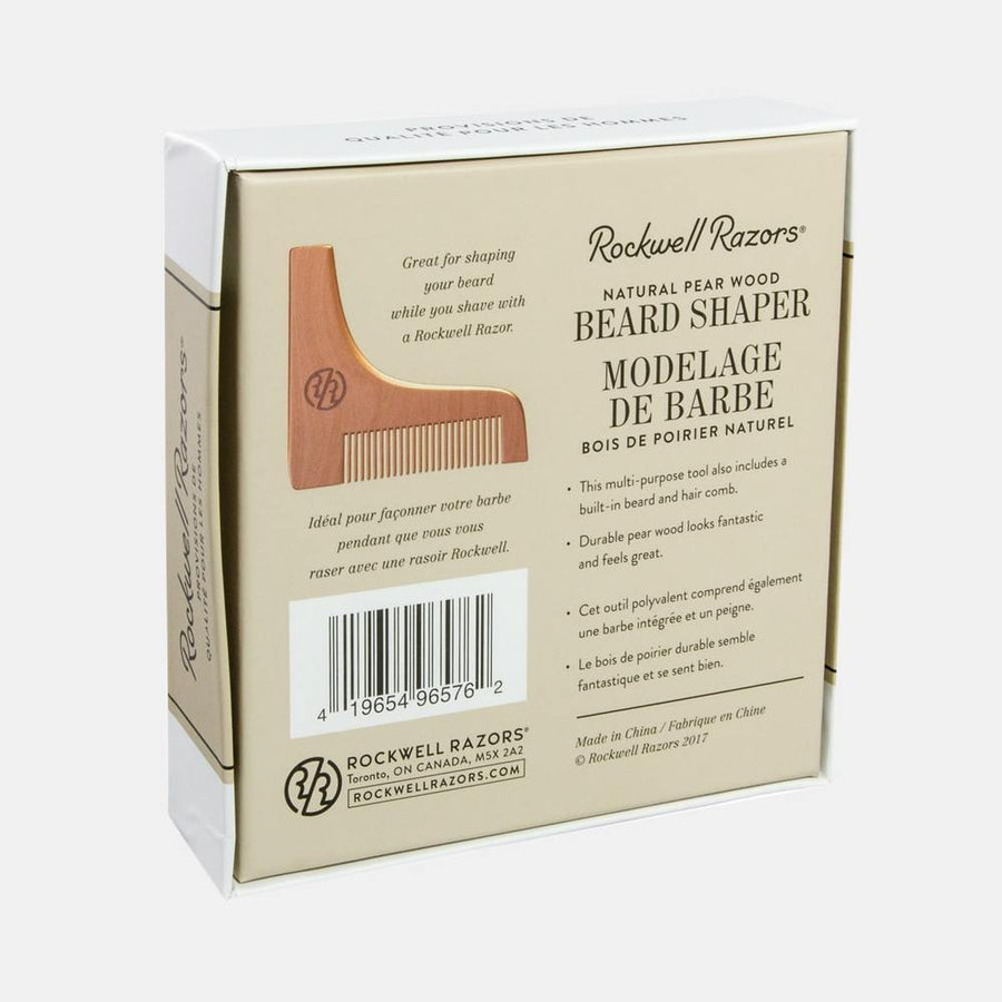 Rockwell Beard Shaper-Rockwell Razors-MONIKER GENERAL
