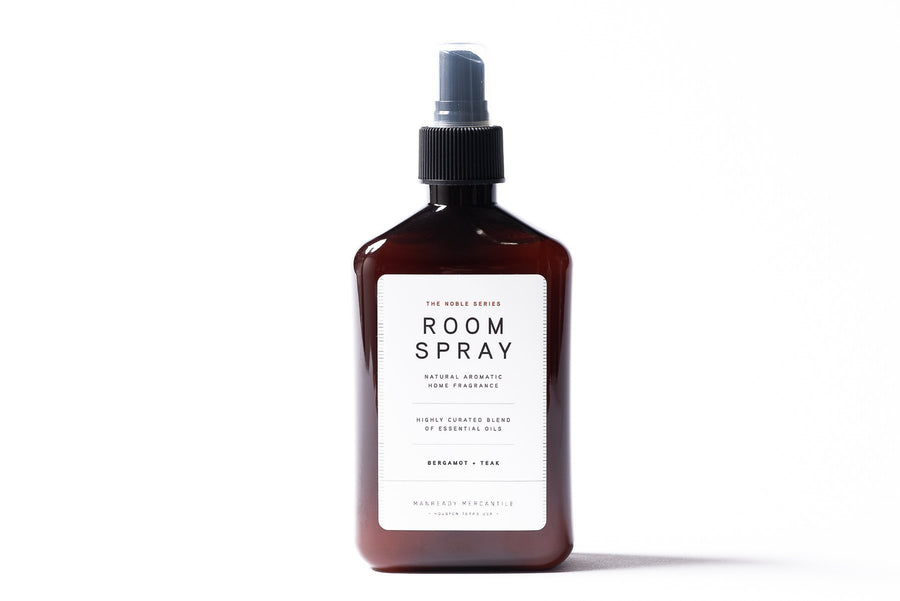 Room Spray : Bergamot Teak-Manready Mercantile-MONIKER GENERAL