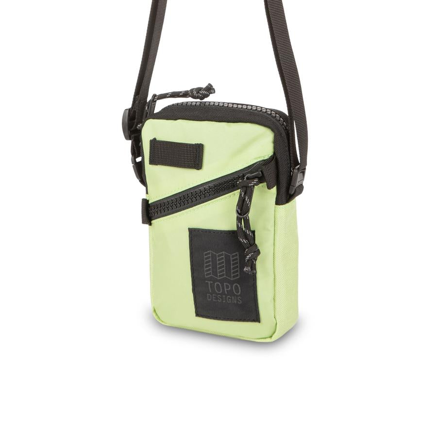 Mini Shoulder Bag - Light Green