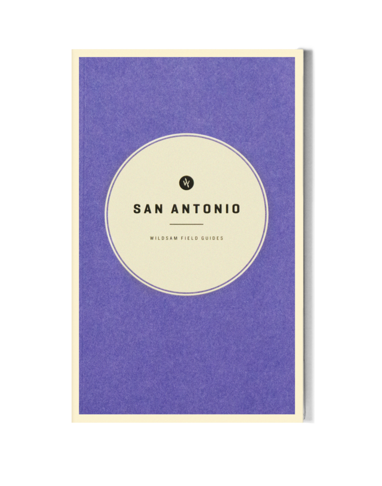 San Antonio Field Guide-WILDSAM-MONIKER GENERAL