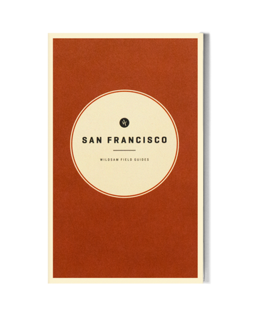 San Francisco Field Guide-WILDSAM-MONIKER GENERAL