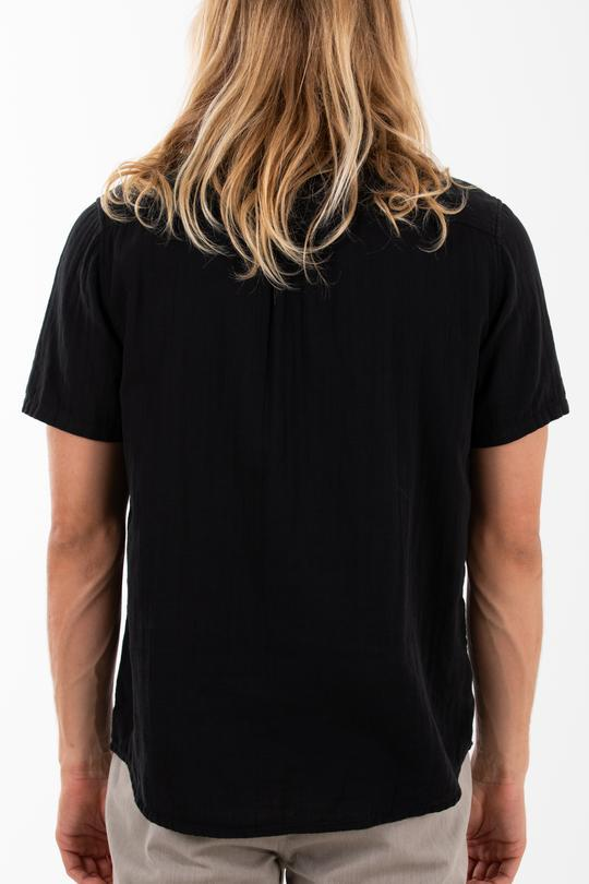 Saul Shirt in Black