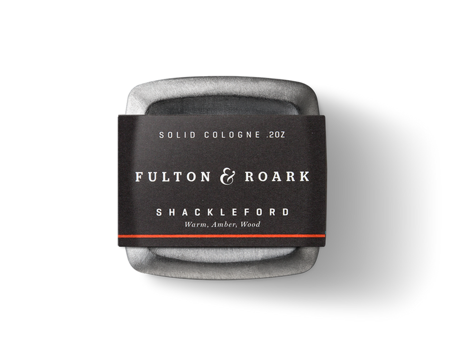 Shackleford Solid Cologne-Fulton & Roark-MONIKER GENERAL