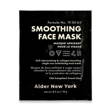 Smoothing Face Mask - Single-Alder New York-MONIKER GENERAL