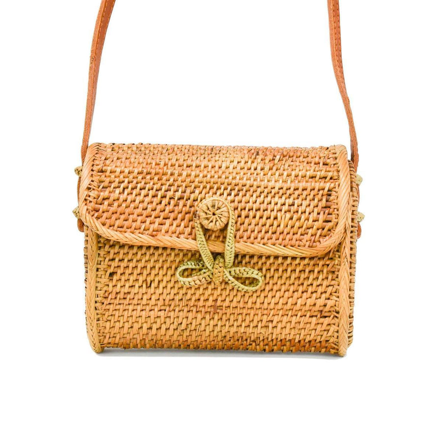 Sophia Bag - Palm Leaf-POPPY + SAGE-MONIKER GENERAL
