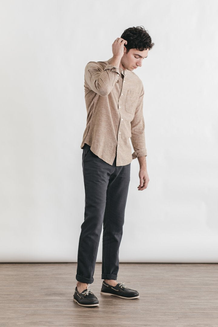 Sutton Bronze Chambray-Bridge & Burn-MONIKER GENERAL