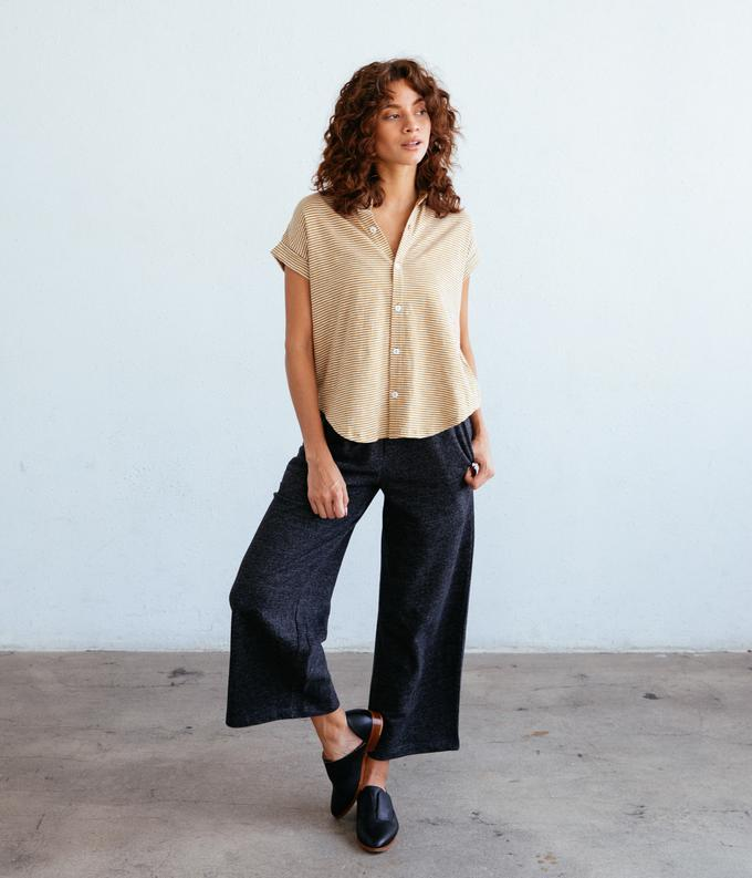 Thelma in Gold/Off- White-Known Supply-MONIKER GENERAL