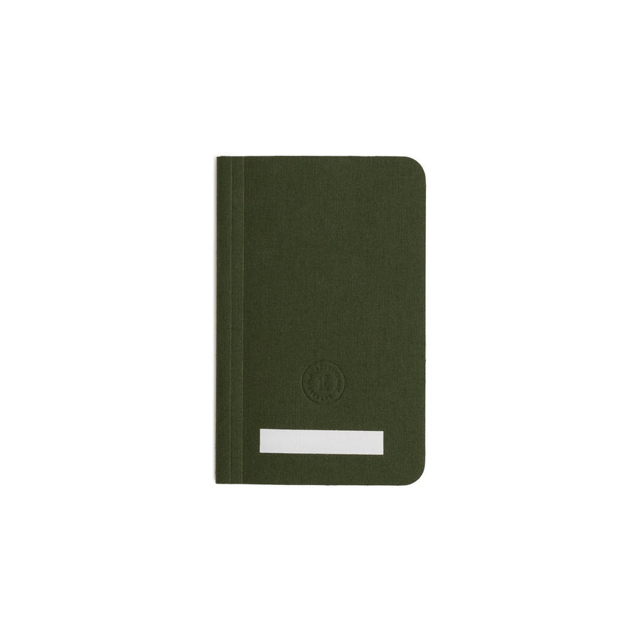 Today Pocket Planner - Olive-Letterfolk-MONIKER GENERAL