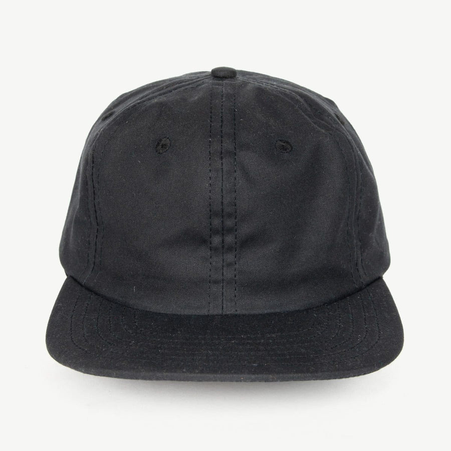 Waxed 6-Panel Hat-Bradley Mountain-MONIKER GENERAL