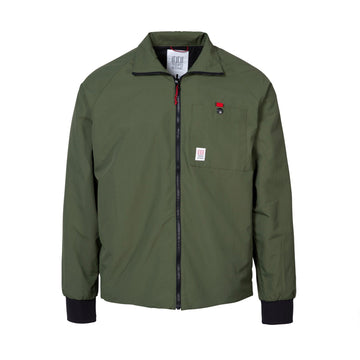 Wind Jacket, Men's, Olive-TOPO Designs-MONIKER GENERAL