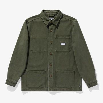 DRIFTER JACKET - OLIVE MILITARY