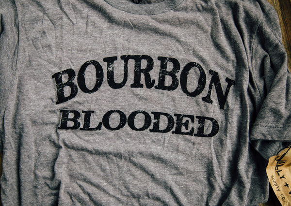 For the Bourbon Blooded Among Us