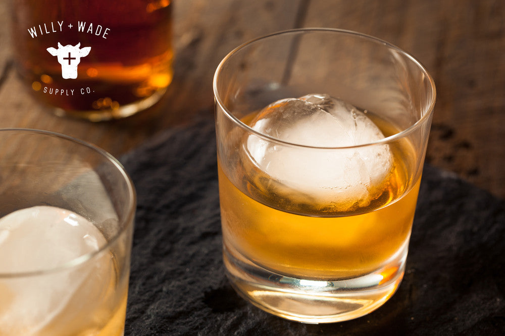 Leather & Bourbon: Our Love Story