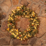 Green River Spruce Wreath