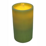 AquaFlame Outdoor Candle Fountain