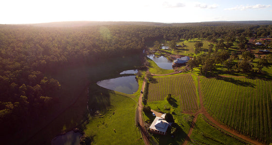 MILLBROOK WINERY - Perth Hills, WA