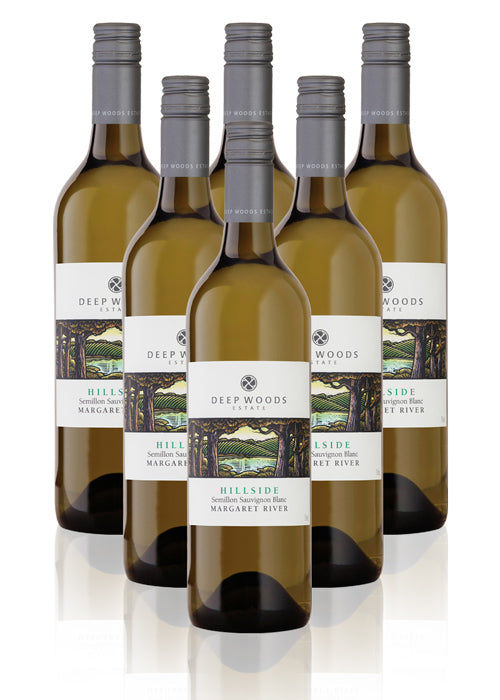 BIN END Deep Woods Estate 2016 Hillside Semion Sauvignon Blanc case of six