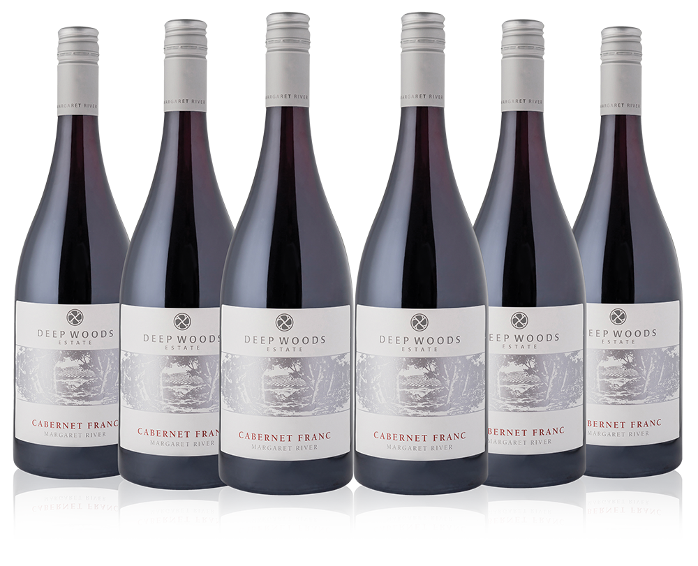 2019 estate cabernet franc case