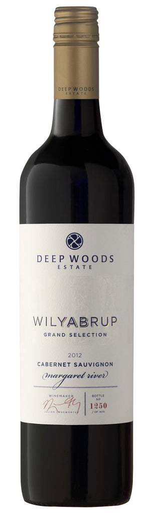 2012 grand selection wilyabrup cabernet sauvignon