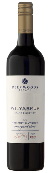Grand Selection Cabernet Sauvignon Wilyabrup 2012