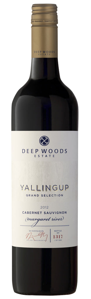 2012 grand selection yallingup cabernet sauvignon