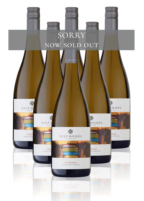 BIN END 2017 estate chardonnay case of six