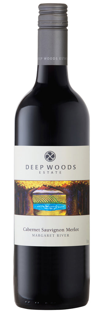 Deep Woods 2016 Estate Cabernet Sauvignon Merlot