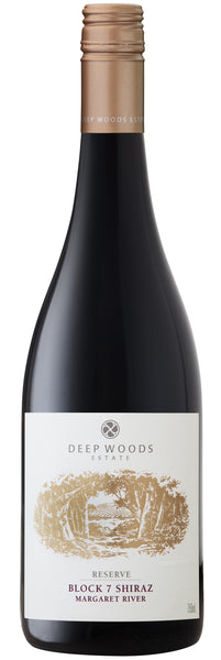 Deep Woods 2016 Reserve Block 7 Shiraz