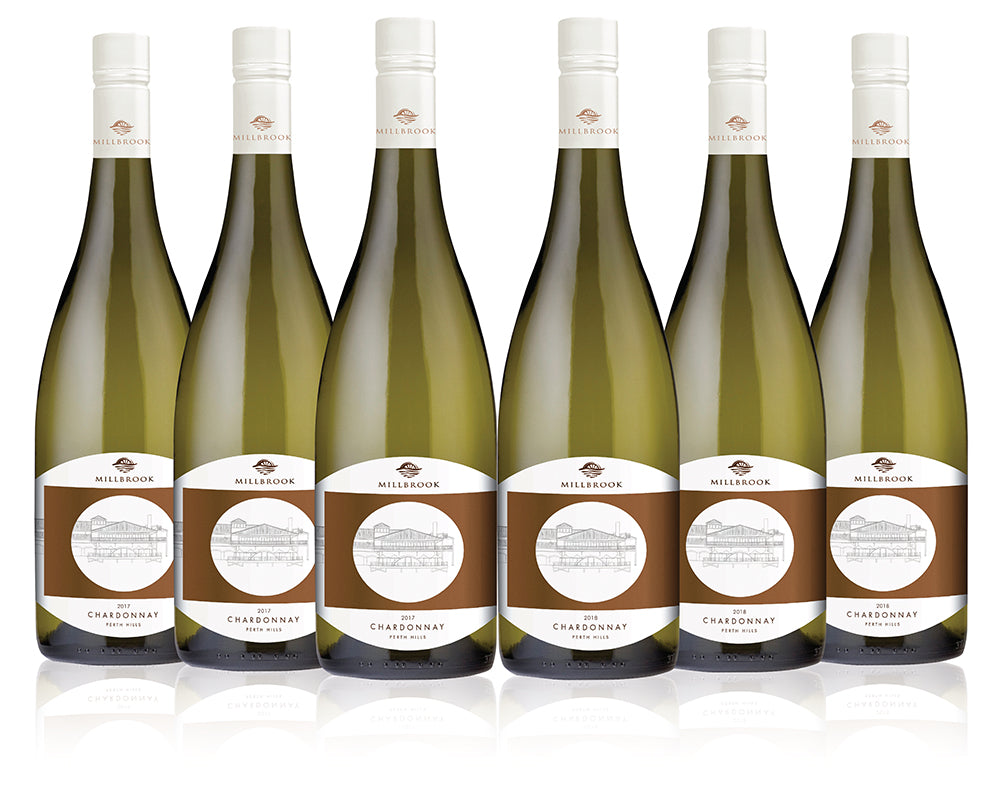 millbrook limited release chardonnay 17 & 18 case