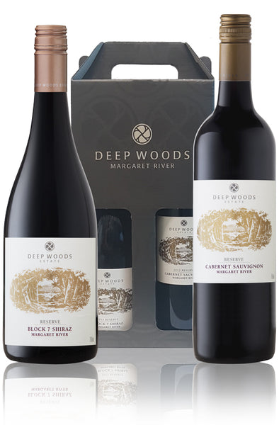 Deep Woods 2015 Reserve Gift Pack