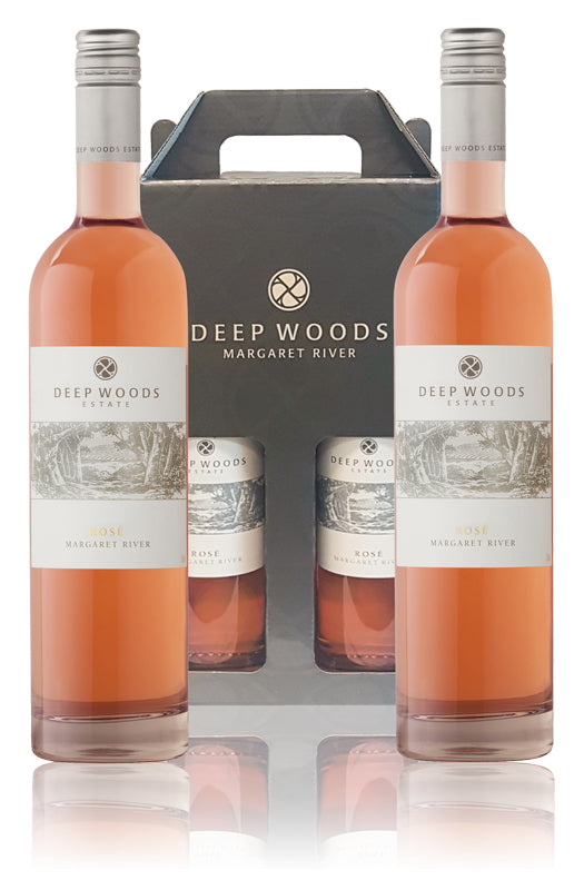 Deep Woods 2017 Estate Rosé Gift Pack