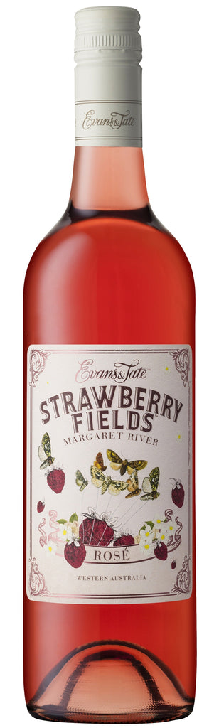 2019 expressions strawberry fields rosé