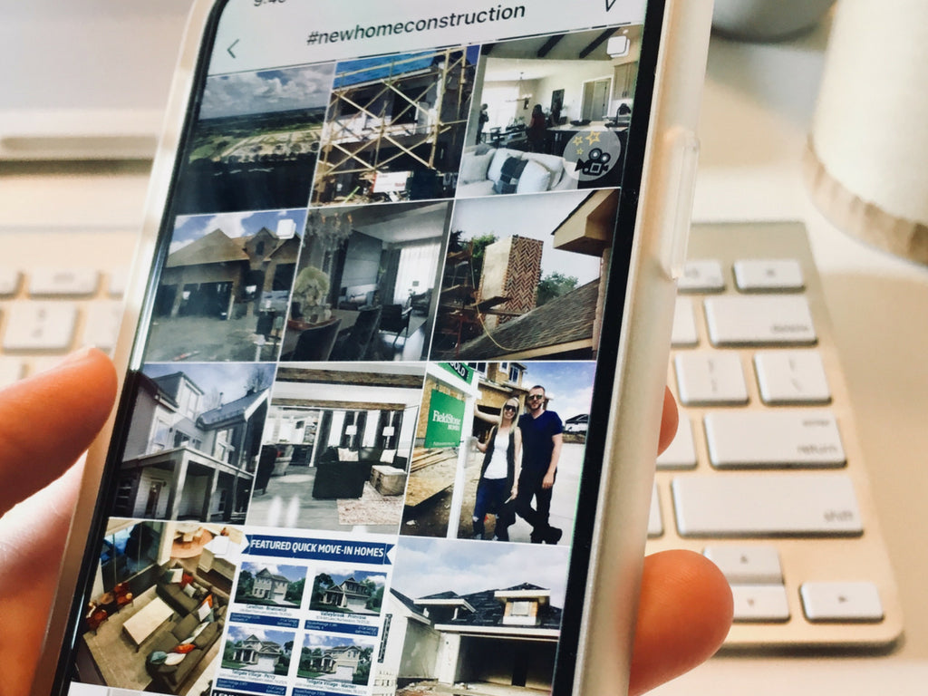 In-Depth Instagram Guide for Your New Home Build - Perch Plans on building over a house, building a manufactured home, adding garage to mobile home, building over garage, building on to existing home, building additions on mobile homes,
