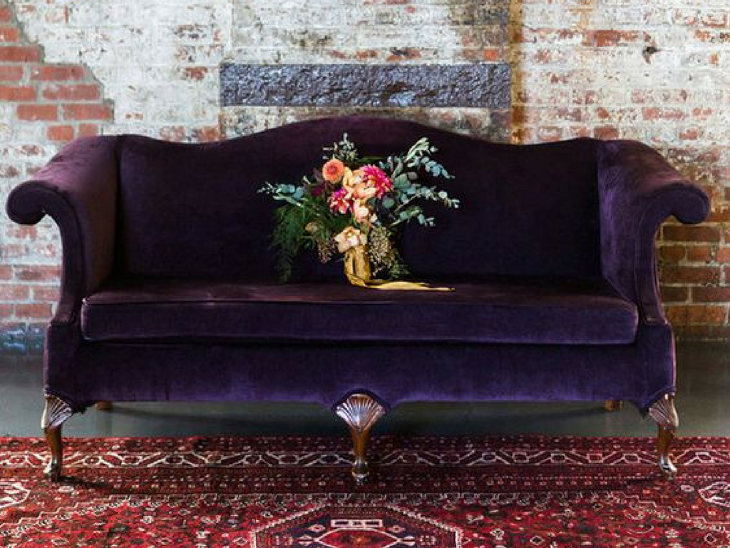 Jewel tones, velvet couches and more of the best home decor trends for spring 2018