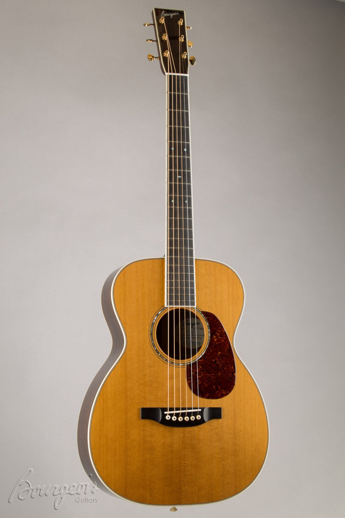 Bourgeois 0-150 AT Brazilian RW - NAMM Model