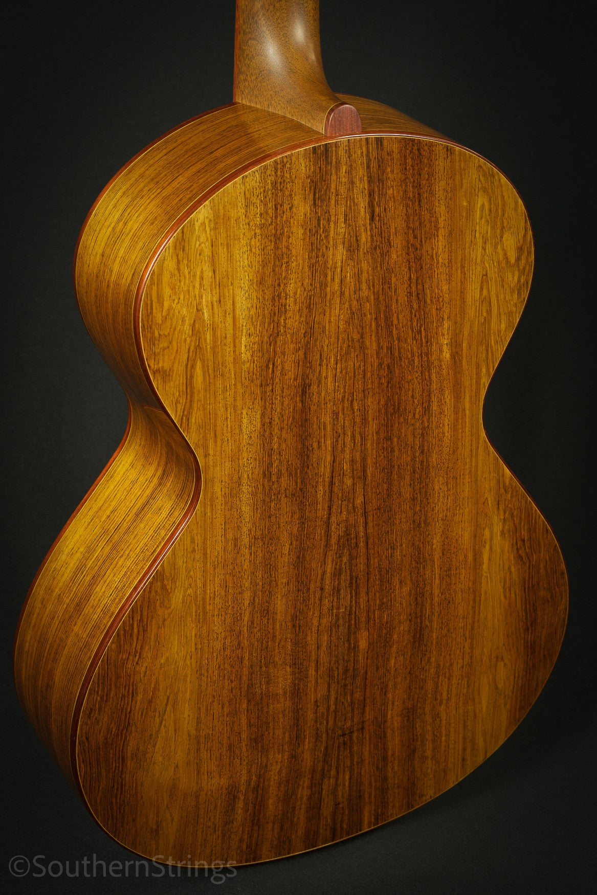 Big Hollow Honduran Rosewood 00 Plainsman