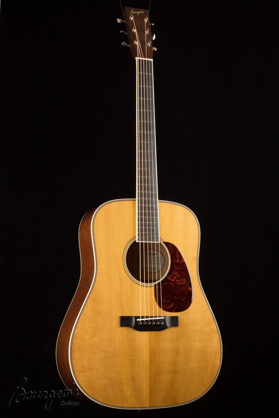 Bourgeois Large Soundhole Dread