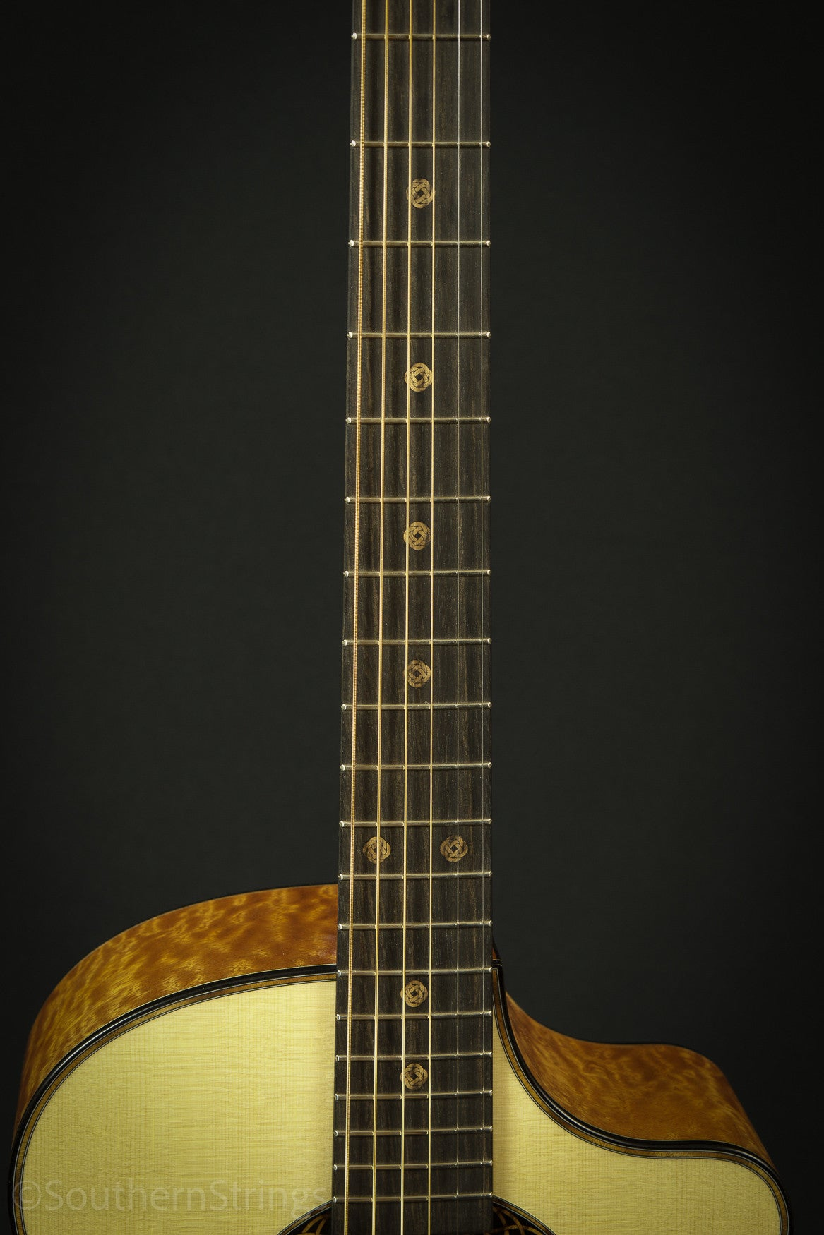 Patrick James Eggle Celtic Linville Cutaway
