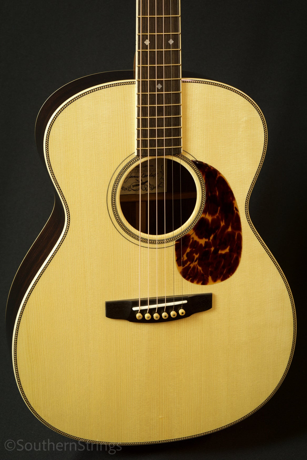 Goodall Traditional Rosewood OM