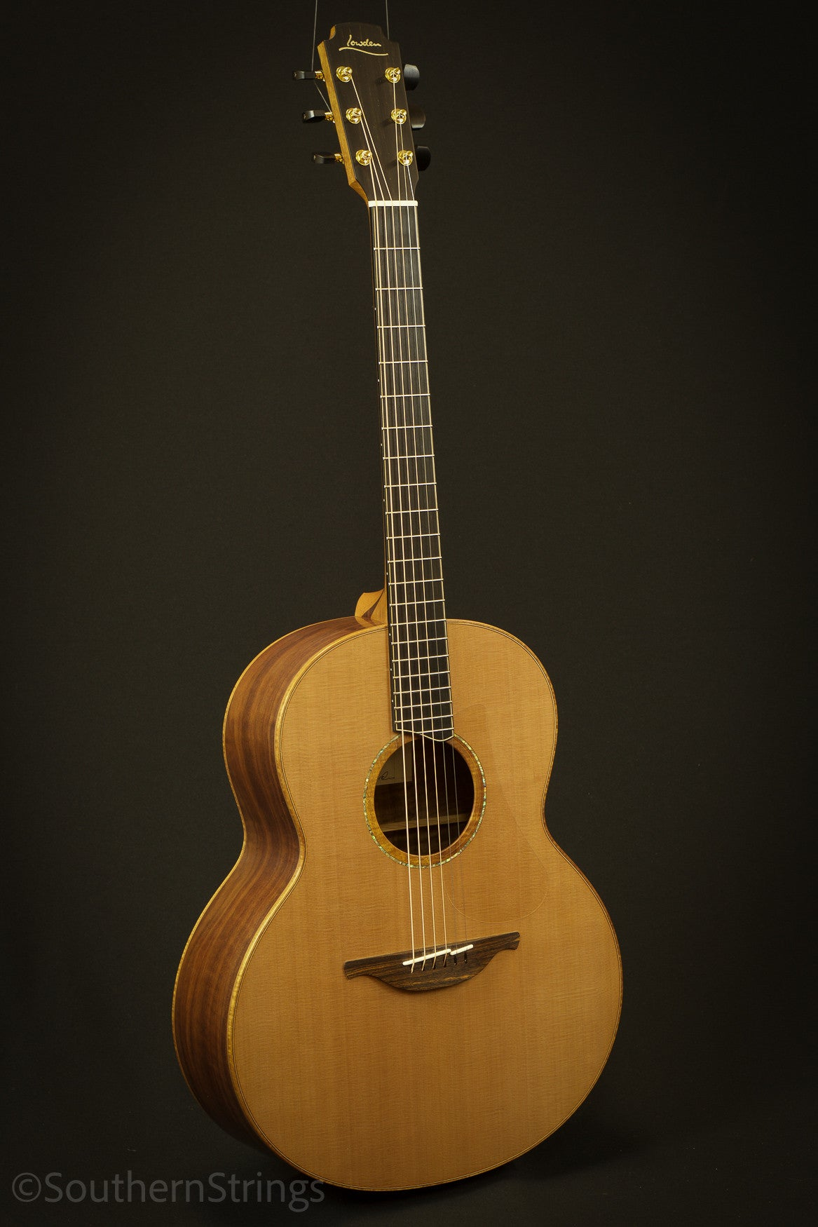 Lowden F-50 Walnut