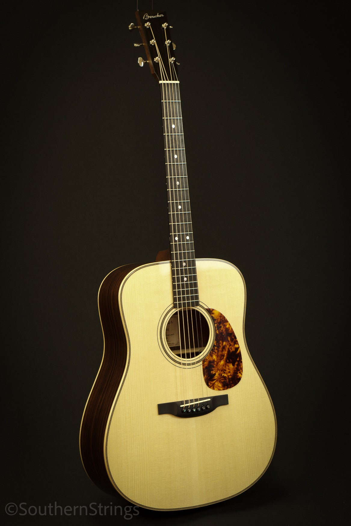 Boucher Indian Rosewood Bluegrass Dreadnought